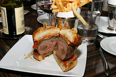 Inside the DB Burger from DB Bistro Moderne | by ccho