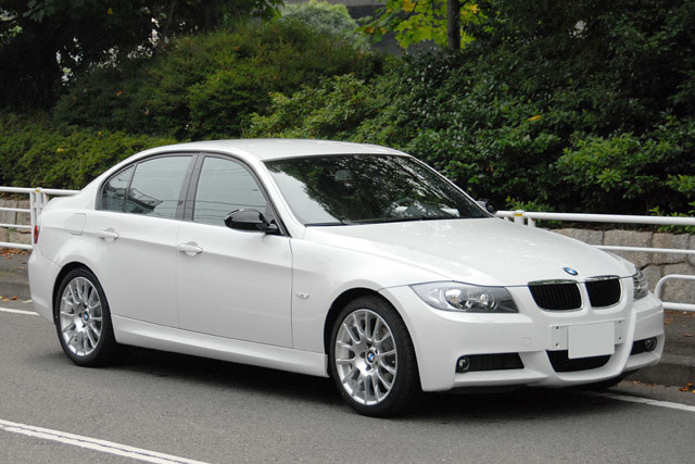 2006 bmw 320si e90 front yoshina flickr. Black Bedroom Furniture Sets. Home Design Ideas