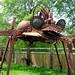 Scrap Metal Spider
