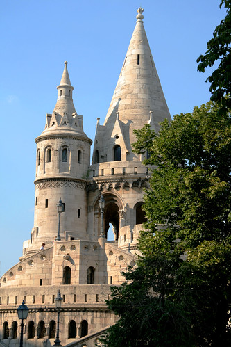 Fishermen's Bastion | by est0al