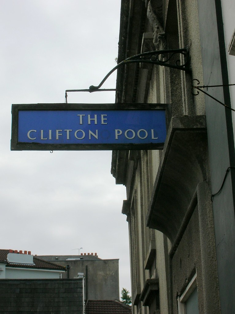 Clifton Lido, Or The Clifton Pool, Is A