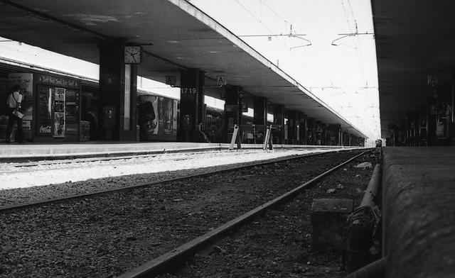 how to get to rome tiburtina train station
