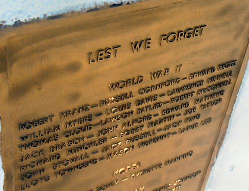 Lest We Forget | by Jessie Pearl
