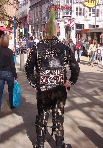 Poser Punk Spike Flickr