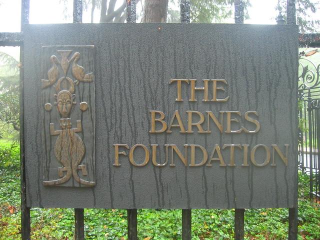 Elusive Barnes Foundation Flickr Photo Sharing