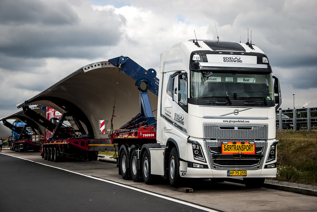 Give Goodwind Ap 75 255 Volvo Fh16 750 Marcin