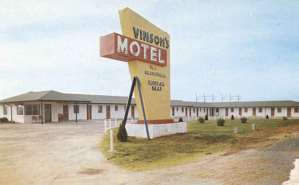 Vinson's Motel #2 - Montgomery, Alabama