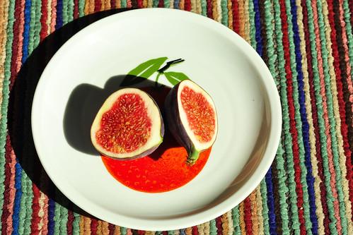 Feige Ficus reif frisch lecker Dessert Foto Brigitte Stolle