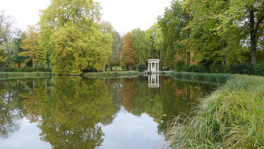 Le jardin anglais parc du ch teau de chantilly chantil for Jardin anglais chantilly