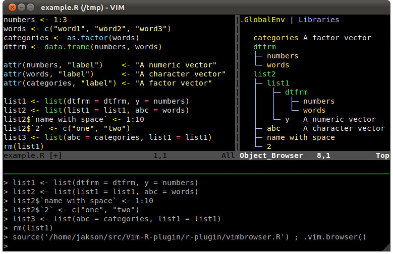 What is a good IDE for R on Linux - Xmodulo