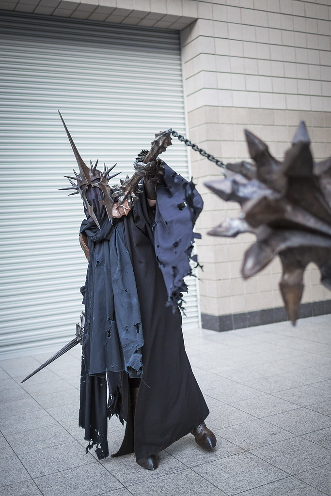 Witch King Cosplay