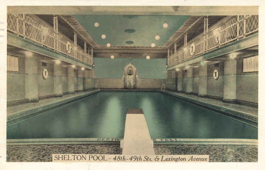 Shelton Hotel - New York, New York