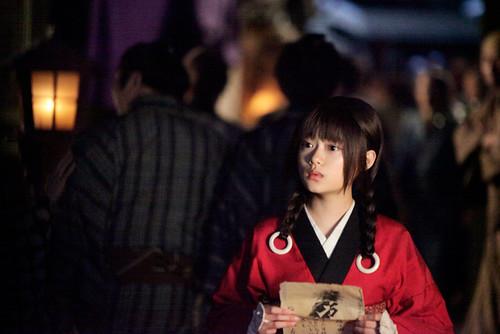 161220(2) -「淺野凜」享受片刻安穩時光!真人電影《無限住人》公開最新劇照、於2017/4/29上映!