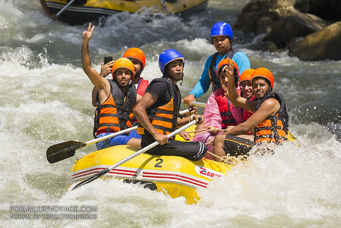 Whitewater rafting | by Phuketian.S
