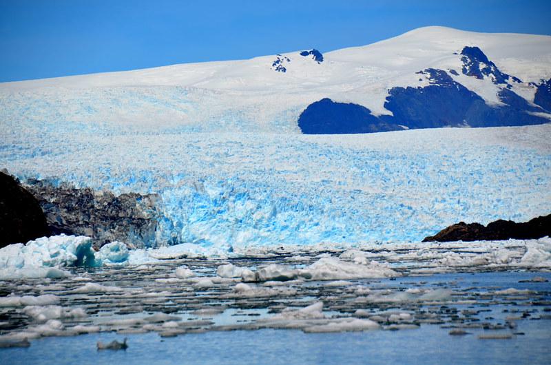 Jorge Montt glacier, Chile