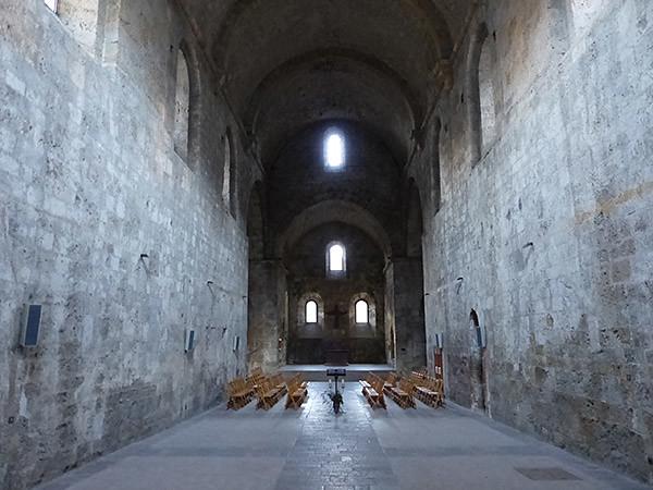sobriété de l'abbaye de Boscodon