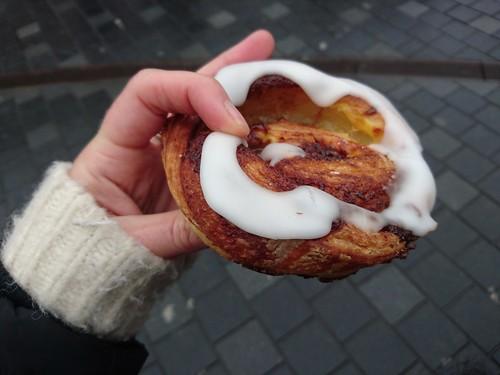 Kanelsnegl (Cinnamon swirl)