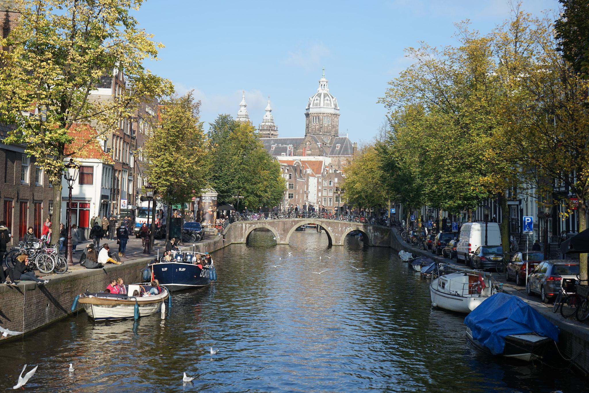 Destination #3 : Amsterdam
