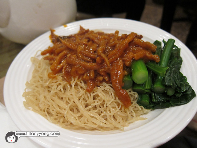 Sweet Dynasty Chicken Noodles