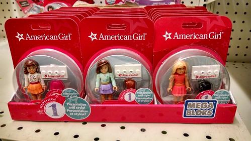 American Girl Mega Bloks