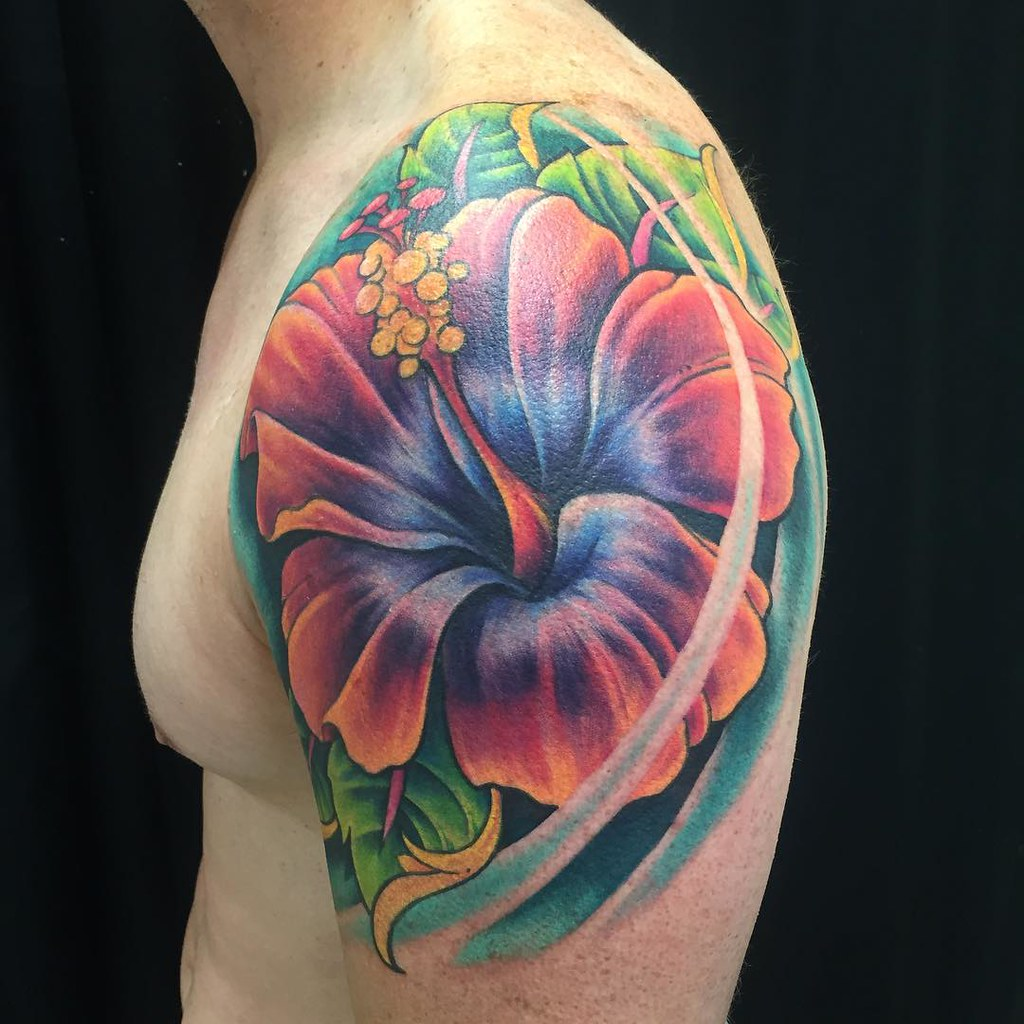 50 gorgeous hibiscus flower tattoo meaning and designs o flickr 50 gorgeous hibiscus flower tattoo meaning and designs organic and natural by journaltattoo izmirmasajfo
