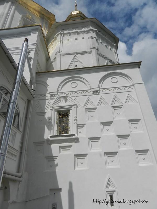 Путивль Молчанский монастырь