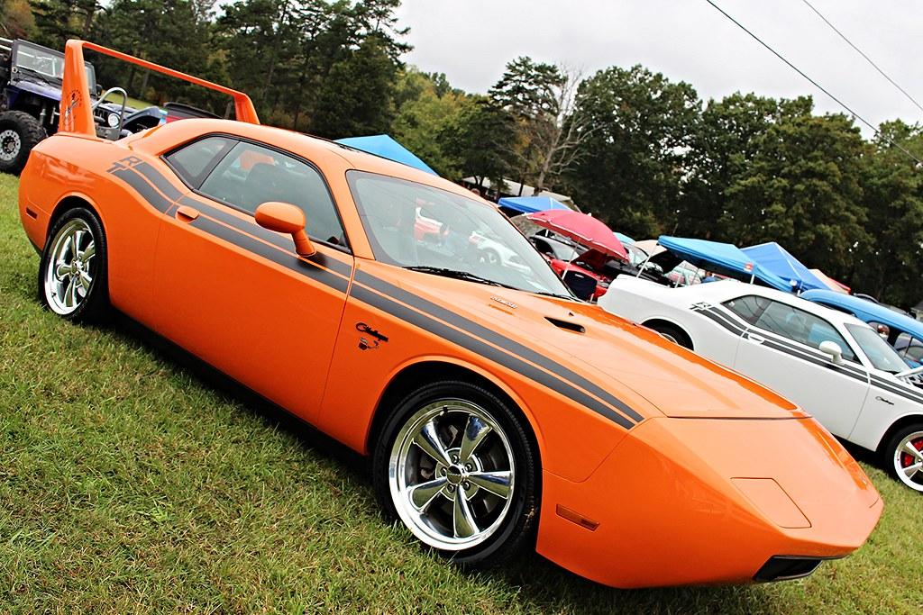 Dodge Challenger Conversion >> Dodge Challenger Roadrunner Superbird conversion | Mitch Prater | Flickr