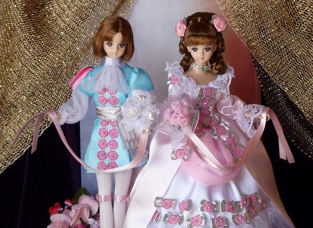 Petite revue des poupées Lady Oscar 22136657209_211fdba209_o