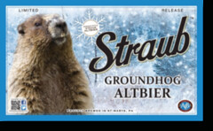 groundhog-brew-label | by jbrookston