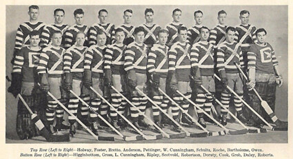 1935-36 Cleveland Falcons team