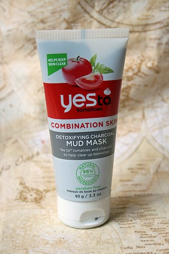 Yes to ...this mud mask!