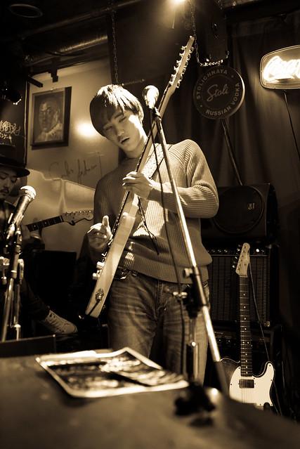 T.G.I.F. Blues Session at Terraplane, Tokyo, 13 Jan 2017 -00092
