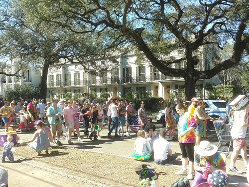 Krewe of Chad parade