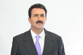 Senador Rigoberto Barón