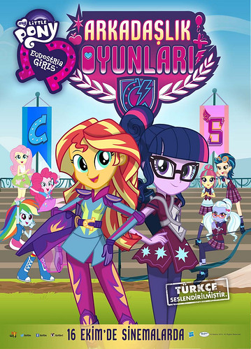 My Little Pony: Equestria Girls – Arkadaşlık Oyunları - My Little Pony: Equestria Girls – Friendship Games (2015)