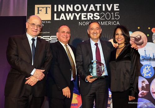 Most Innovative Law Firm in North America: Skadden, Arps, Slate, Meagher & Flom