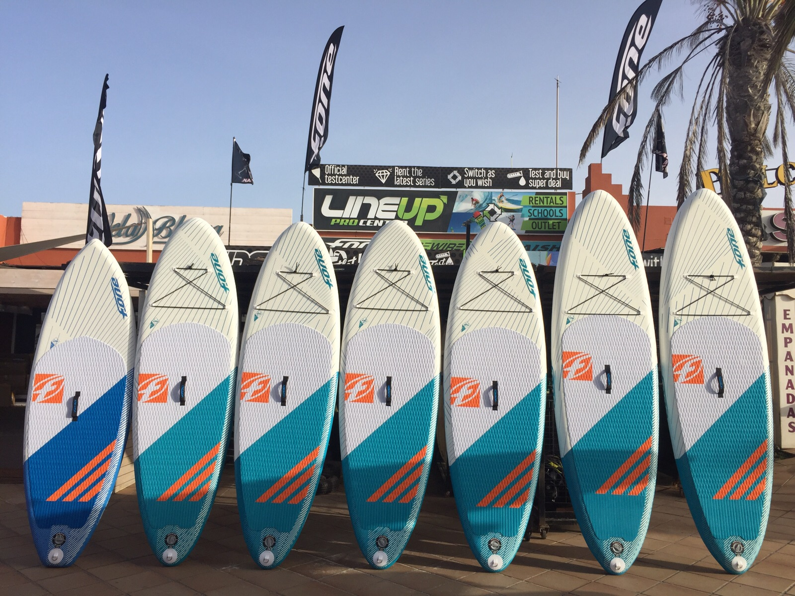 fuerteventura paddle surf rental
