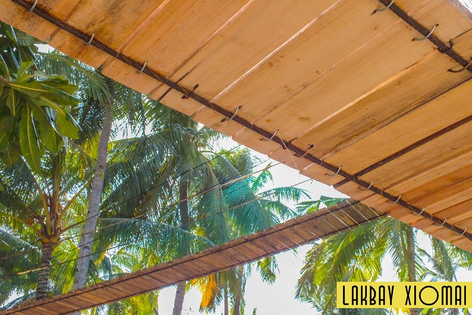Hanging Bridges | Lakbay Xiomai - Samal Island