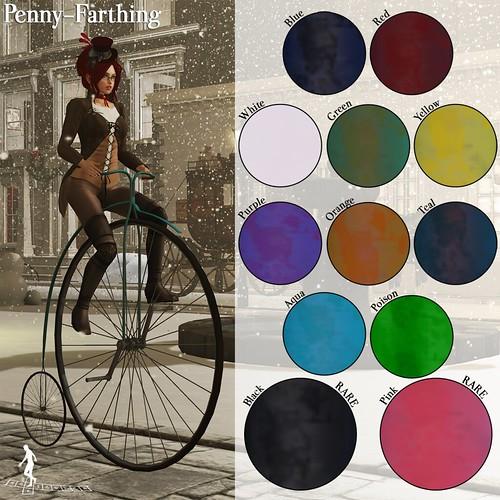 Penny-Farthing Gacha