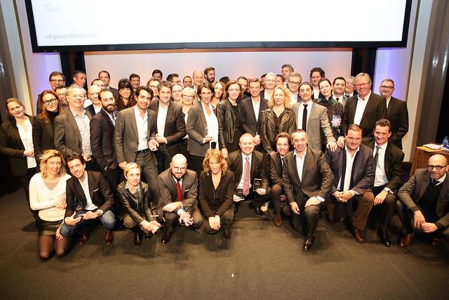 Agence Media de l'année France by OFFREMEDIA 2017