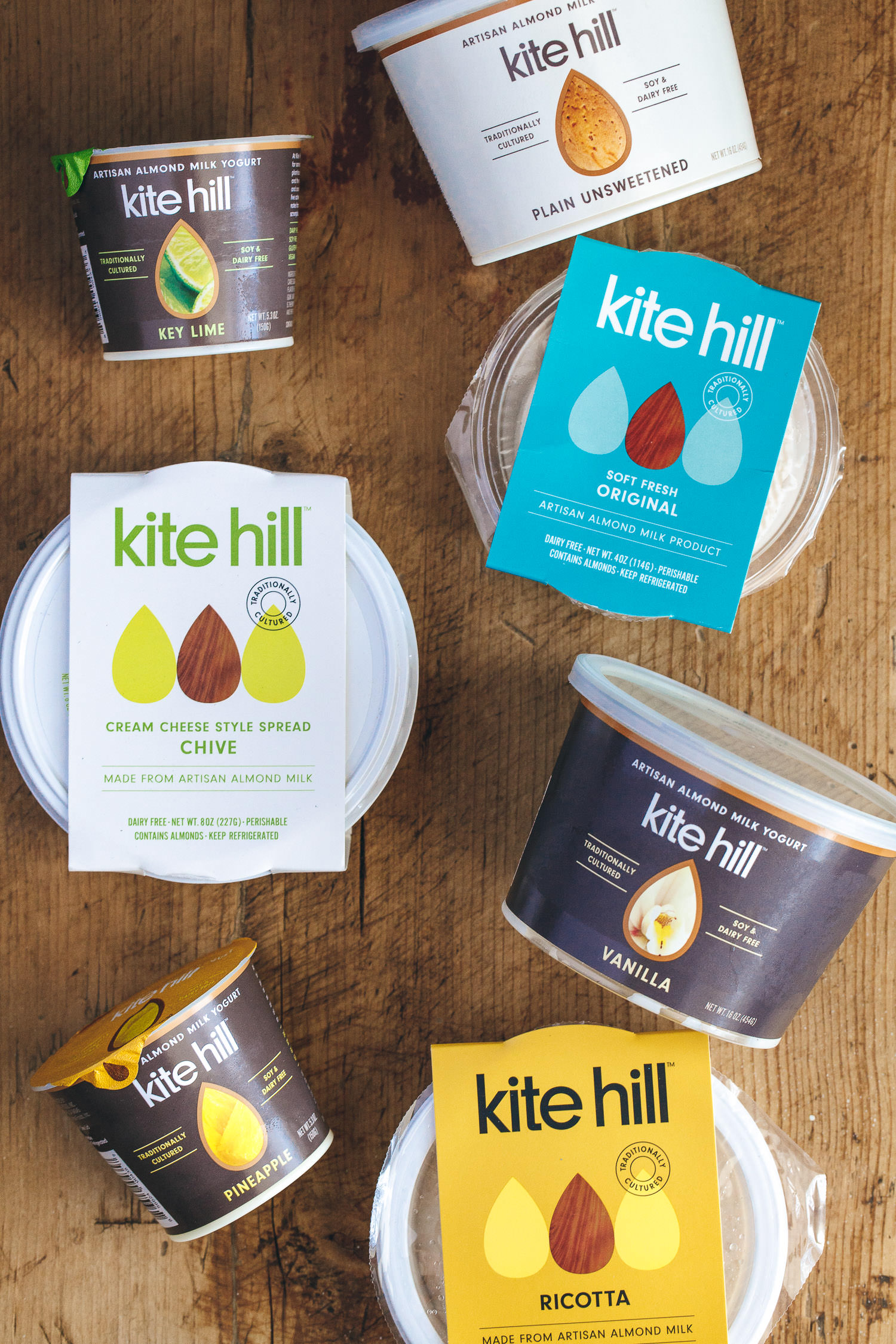Kite Hill Artisanal Vegan Cheese and Yogurt Review