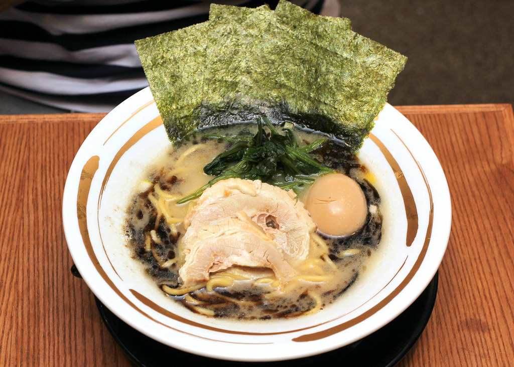 Ramen In Singapore: Machida Shoten Shio Ramen