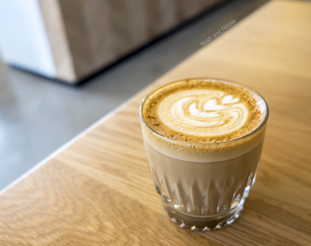 Nosh and Nibble - Nemesis Coffee - Cafe Review - Vancouver #foodie #foodporn