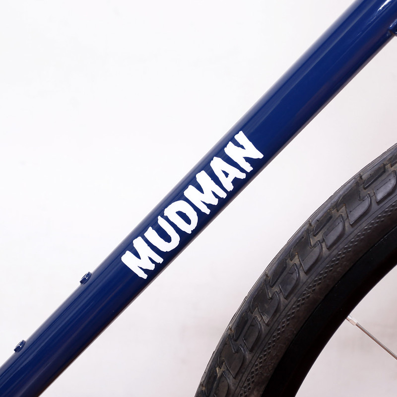 Steel Era Mudman Complete Bike Single Speed Custom.