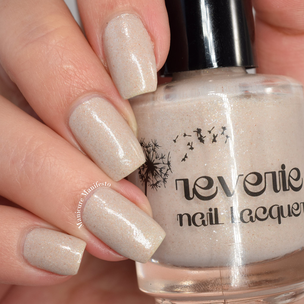 Reverie Nail Lacquer Starcrossed review