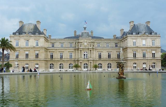 Paris Photo Essay: Luxembourg Garden, Paris, France