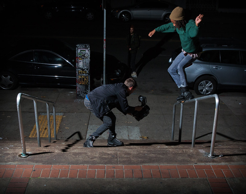 Philip Moore / Truspin Negative Misfit / Oakland