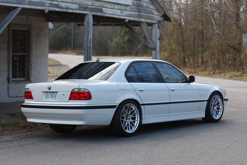 Nissan Of Richmond >> VWVortex.com - 2001 BMW E38 740i M sport alpine white 38k miles