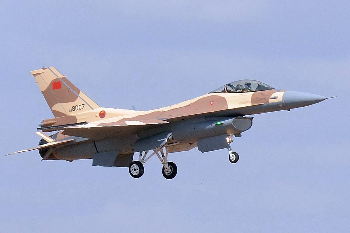 Moroccan F-16 Atlas Falcon / RMAF F16 block 52+ - Page 31 31708874774_cf3e0817f1_o