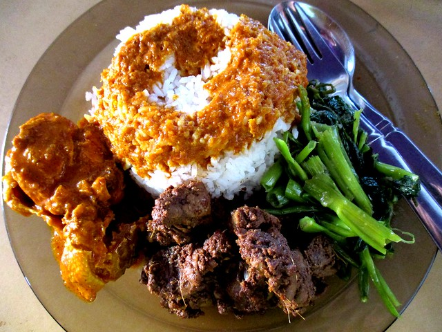 Grace Cafe nasi campur